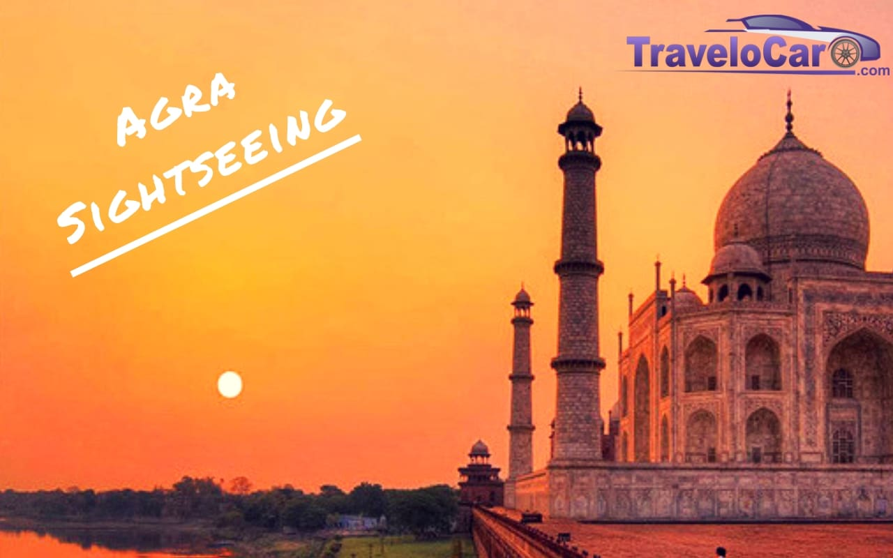 Agra Sightseeing by Car