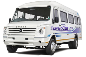 TraveloCar Offer Luxury Volvo Bus On Rent At Affordable Price
