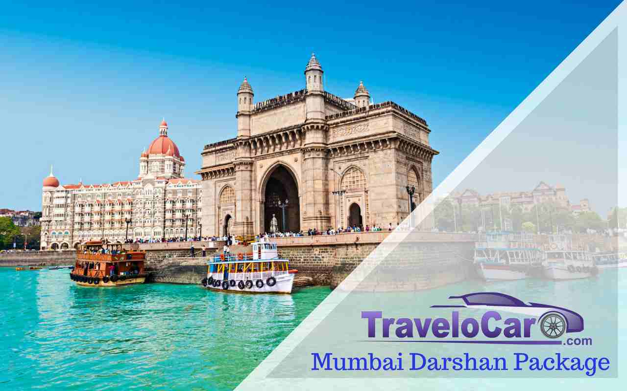 Mumbai Darshan Cab Package