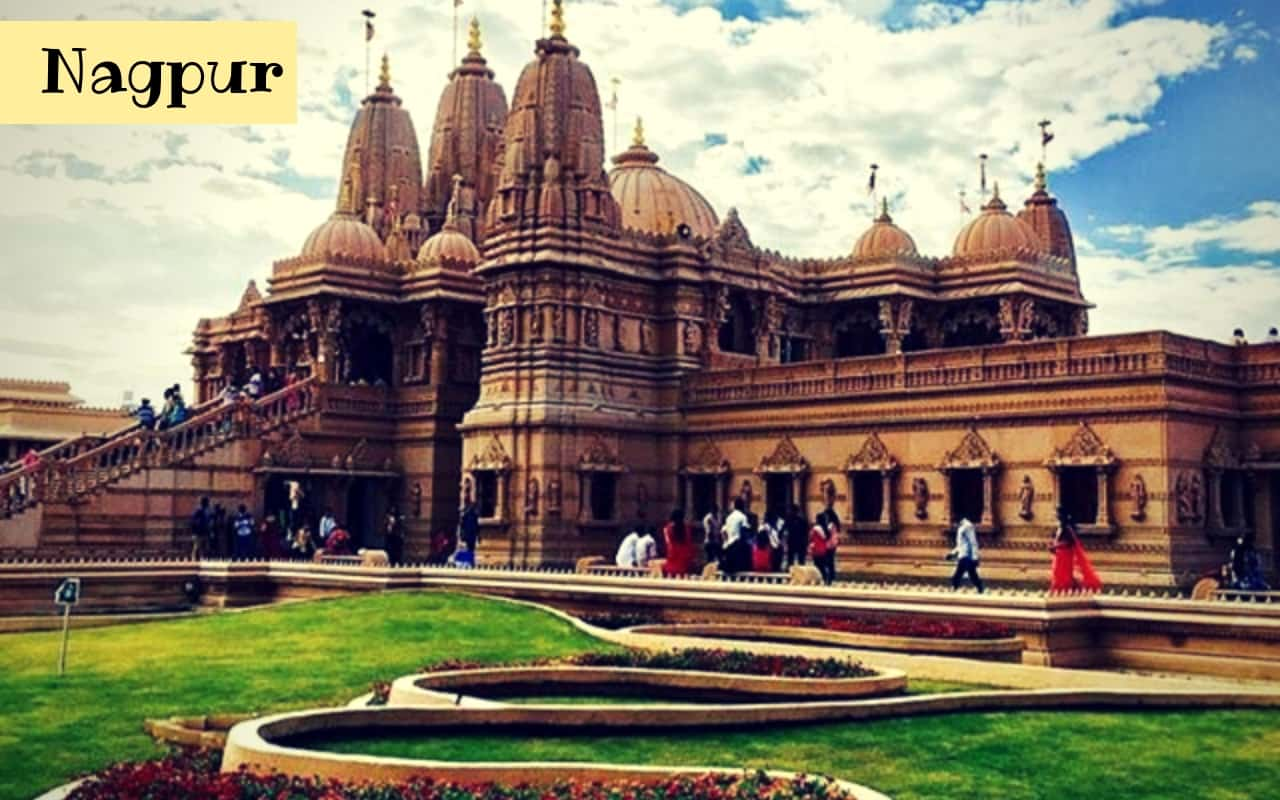 Top Places To Visit Nagpur