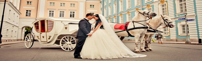 Wedding Car Rentals- Your Comfortable Journey For The Big Day!